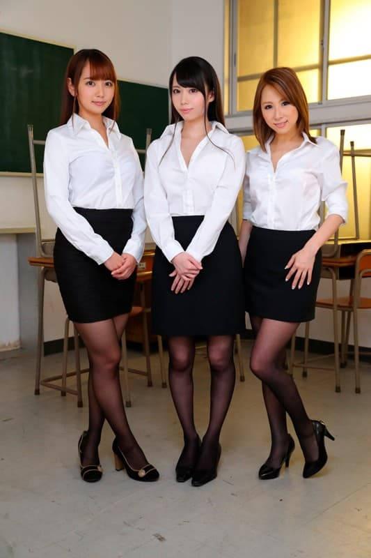 セクシーな女教師