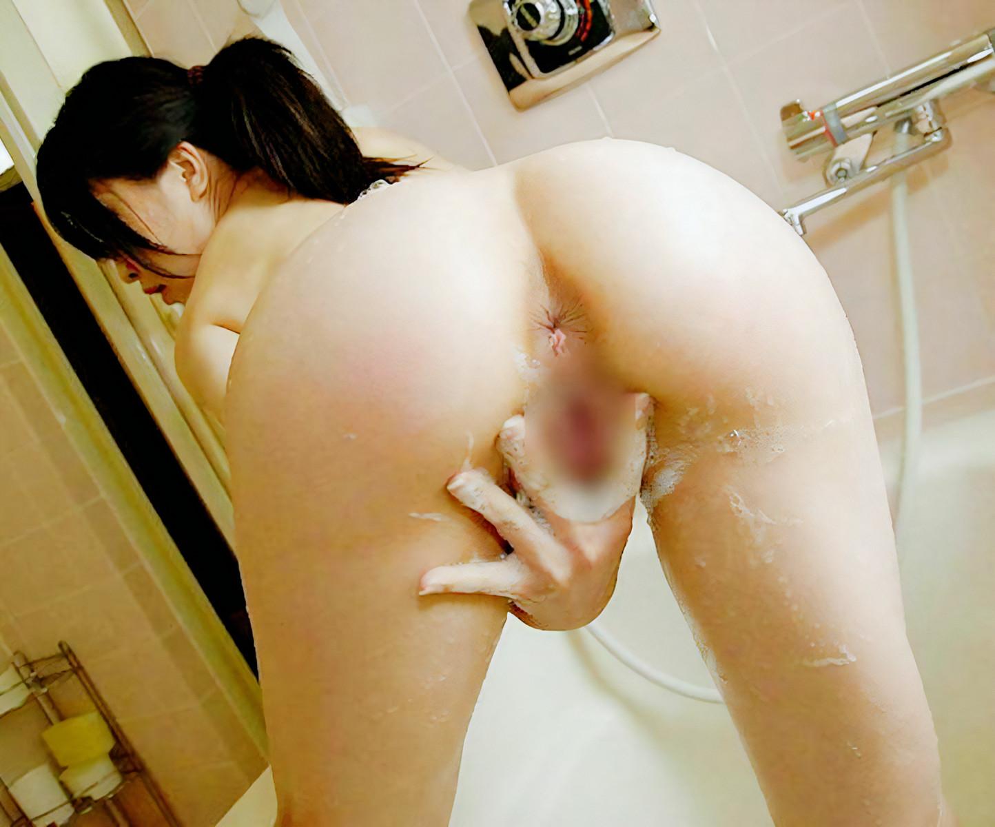 お尻の穴(アナル)