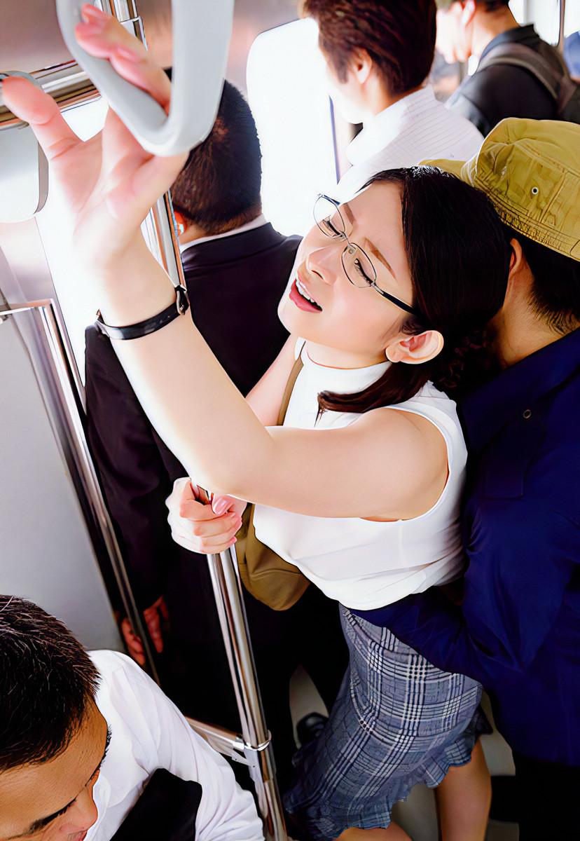電車やバスの痴漢